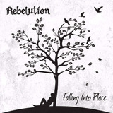Cd Rebelution Falling Into Place Novo Lacrado [importado]